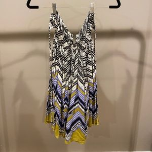 Free People One Strapless Dress